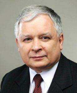 37 Lech Kaczyński