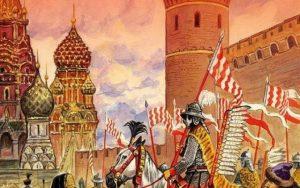 45 Polacy zdobyli Moskwę