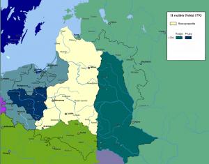 52 II Rozbiór Polski
